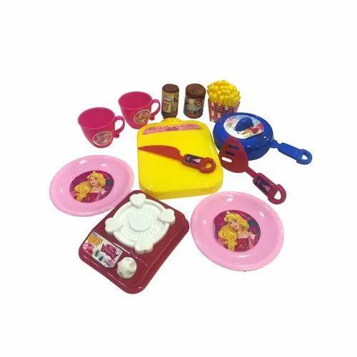 Itoys Kids Disney Princess Aurora Kitchen Set