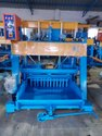 1074 Triple Vibrator Hollow Block Making Machine