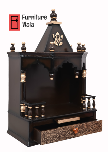 095eb56c887 Furniture Wala Wooden Home Temple puja Mandir wooden Temple temple For Home