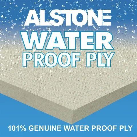 Alstone Rectangular WPC Waterproof Plywood