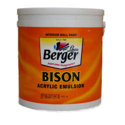 Bison Acrylic Emulsion Wall Paint