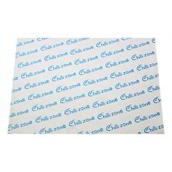 Logo Print Butter Wrapping Paper