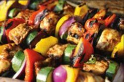 Tandoori Veg Kebabs