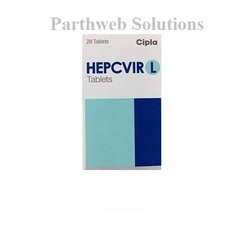 Hepcvir L 90mg/400mg Tablets
