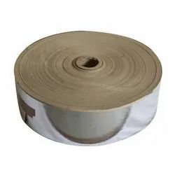Plain 100 GSM Silver Laminated Dona Paper Roll, Size: 6 Inch