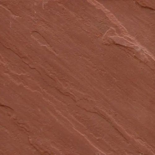 Red Sandstone Slab, Thickness: 17 Mm To 20 Mm