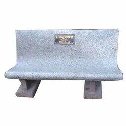 Concrete RCC Plain Bench