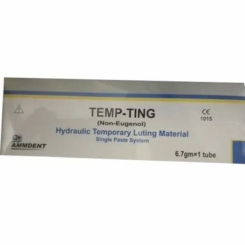 Ammdent Temp-Ting Temporary Luting Material