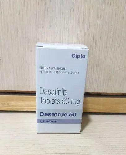 Dasatrue 50mg Tablets