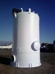 Fibre Glass Storage Tanks