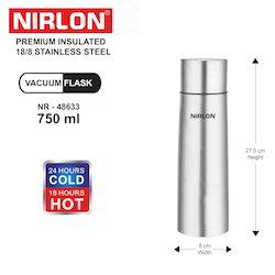 Nirlon Leak- Proof Insulated Stainless Steel Flask 750ml