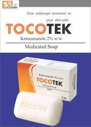 Soap Ketoconazole 2% 75gm
