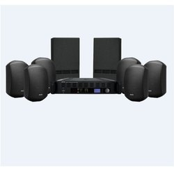 8 Black Apart Audio system, Channel: 3 (output Channels)