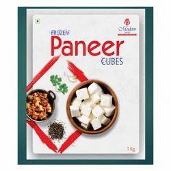 1 KG Modern Frozen Paneer Cubes