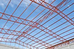 Light Weight Steel Structure for Construction