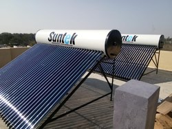 250LPD ETC Based Solar Water Heater