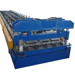 Color Coated Steel Roofing Sheet Forming Machine