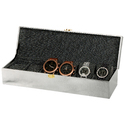 06 Silver Watch Box
