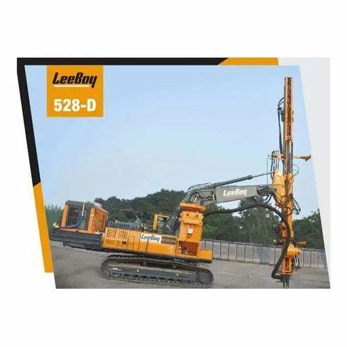 Leeboy 528-D Crawler Mounted Drill