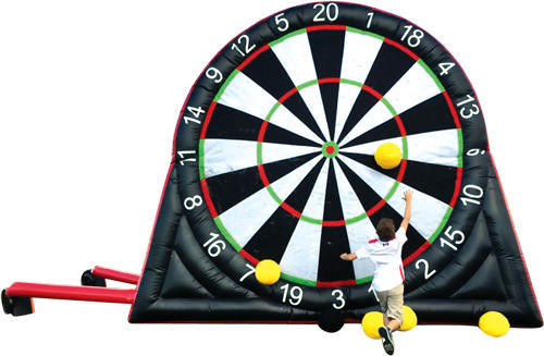Dart Game Inflatable 1 Side At Rs 75500 Pc Dart Board Game Id