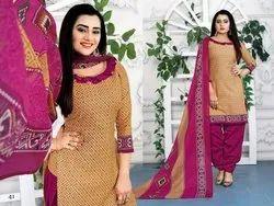Reyon Cotton Casual Wear Ladies Printed Kurti