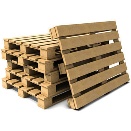 Euro Pallet Rectangular Wooden Pallets