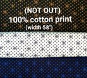 Cotton Printed Fabrics (Not-Out)