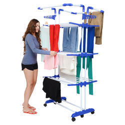 Heavy Duty 3 Poll-3 Layers Super Grandis Cloth Drying Stand