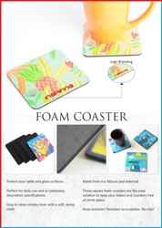 Foam Table Coaster