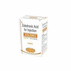 Zoldro 4mg Zoledronic Acid