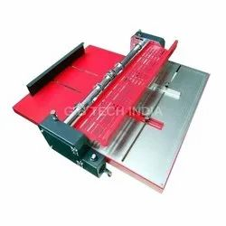 Electric Creasing & Perforation Machine 24 (600)