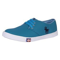 Men Blue Casual Shoes, Size: 7 to 10