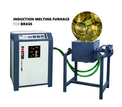 Induction Brass Melting Furnace