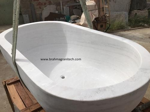 Limestone Bathtub Bath Tub