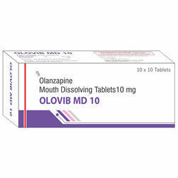 Olanzapine Mouth Dissolving 10mg