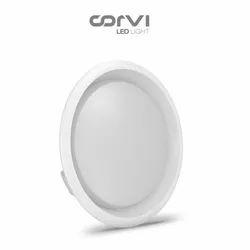 Cool White Corvi Flat 8 & Flat 8Q 20W Panel Light for Indoor