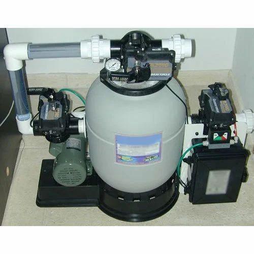 Swimming pool sand filter at rs 50000 unit tarantal ka for Koi pond sand filter