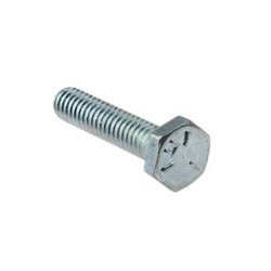 Stainless Steel SS Hex Head Bolts, Size: M6-m64