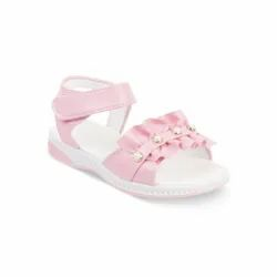 KTG797 Pink Girls Party Wear Sandals