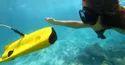 Mini Underwater ROV Kit Underwater Drive Or Search Camera ROV Submarine Mini