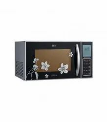Capacity(Litre): 25 Black + Floral Design IFB MICROWAVE OVEN (25PG3B), Warranty: 2 Years