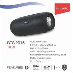 Bluetooth Speaker -  2.0 (BTS 2015)