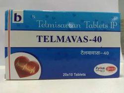 Telmisartan  IP 40Mg  Tab.