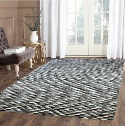 Online Leather Abstract Carpets