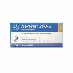 Nexavar 200 mg Tablets