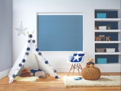 Horizontal Pleated Blinds, For anywhere