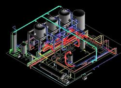 Piping engineering services