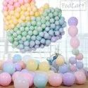 Pastel Color Latex Balloon For Birthday And Decoration