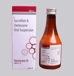 Sucralfate & Oxetacaine Oral Suspension