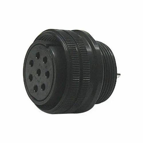 Copper Alloy (silver Plated) Black CE05-6A32-17SD-D Connectors, Packaging Type: Box